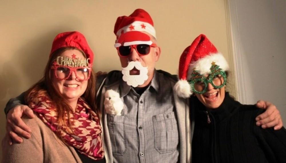 Weihnachtsfeier Bvb.Bvb Wiesbaden Feiert Nikolausfest Bwhw